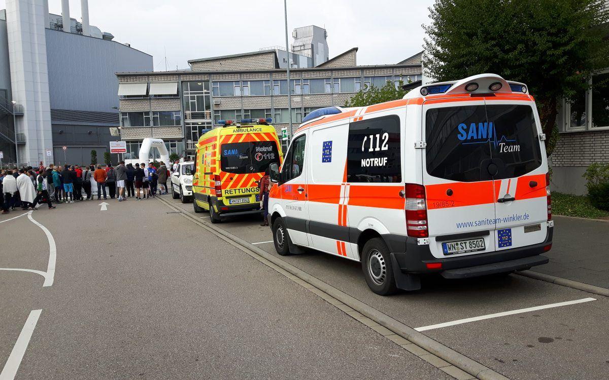 Sani Team Winkler – Rettungsdienst