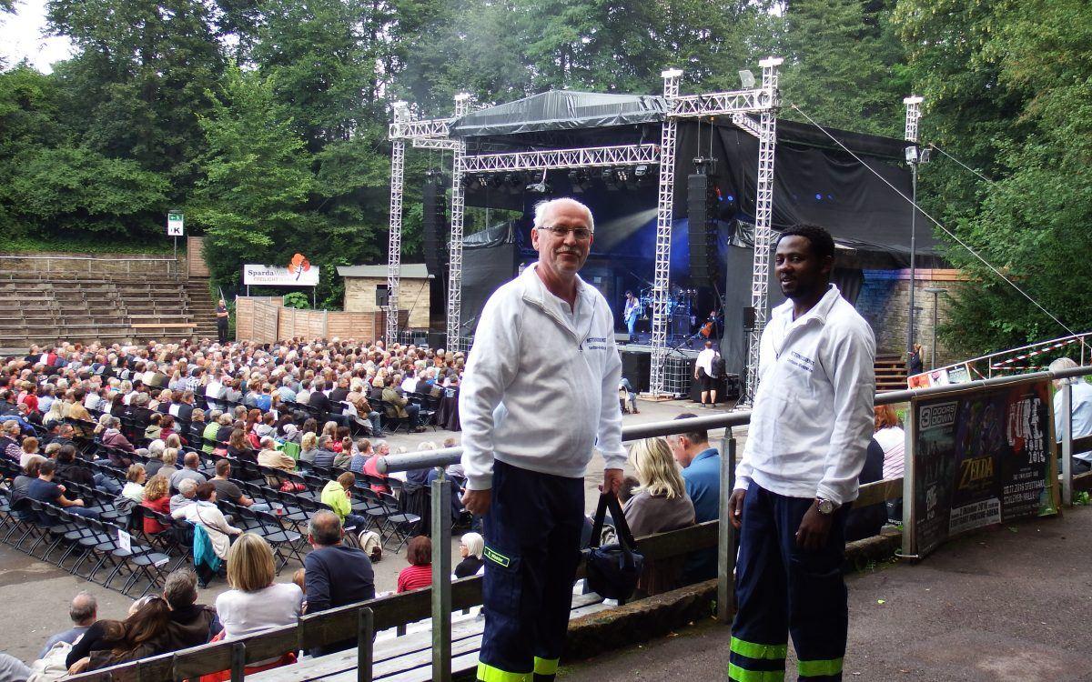 Sani Team Winkler – Mitglieder bei Veranstaltungen